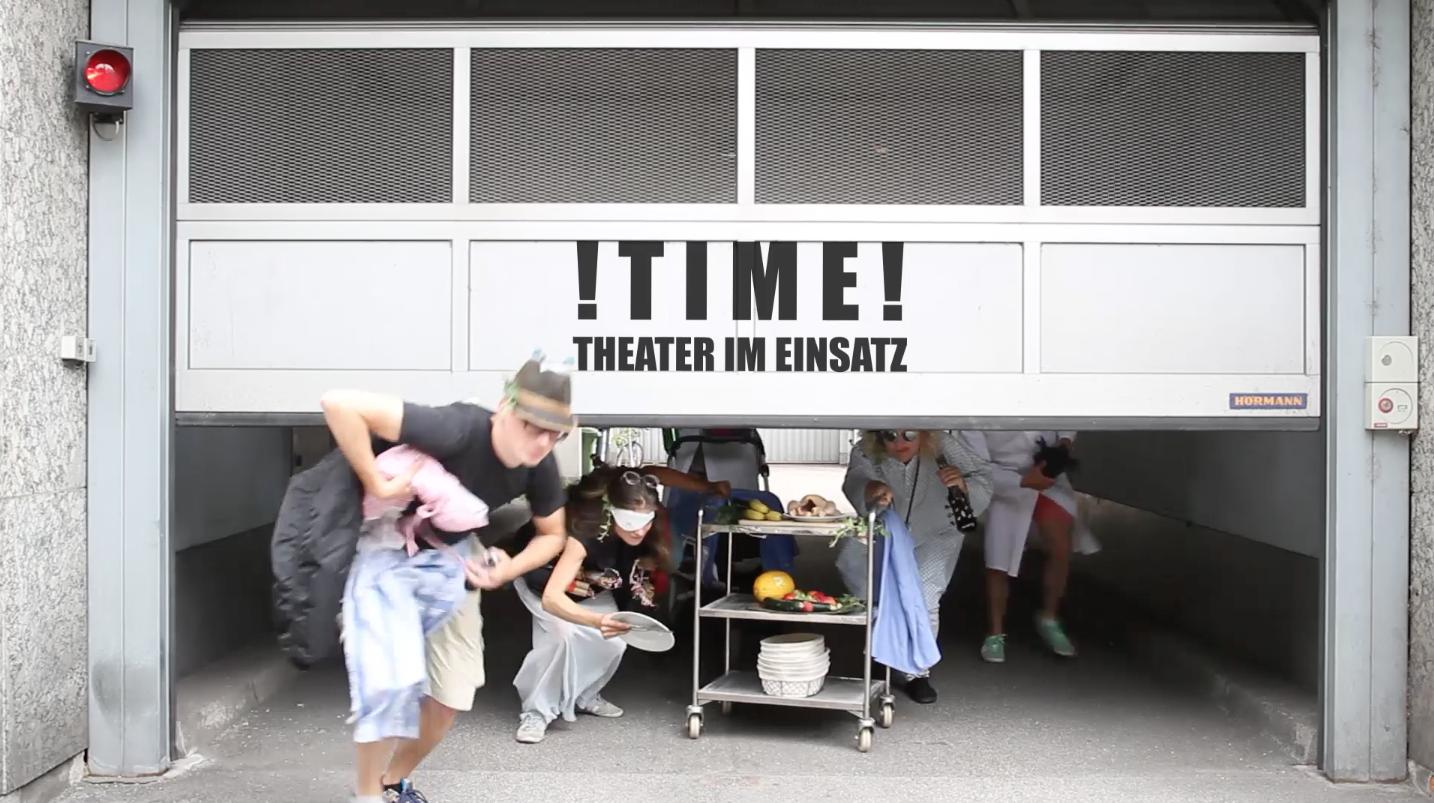 Theater im Einsatz